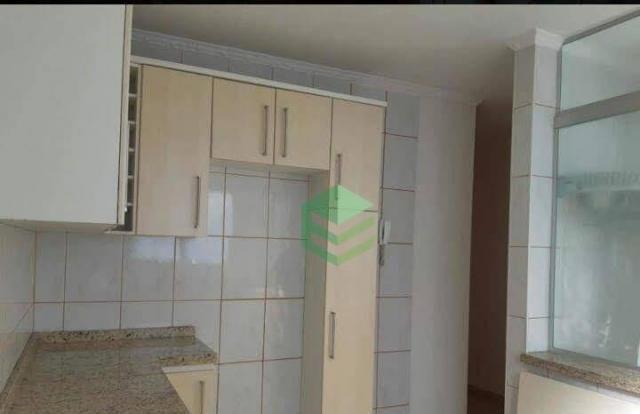 Apartamento com 2 dormitórios à venda, 57 m² por R$ 199.000 - Vila Marchi - São Bernardo d - Foto 7