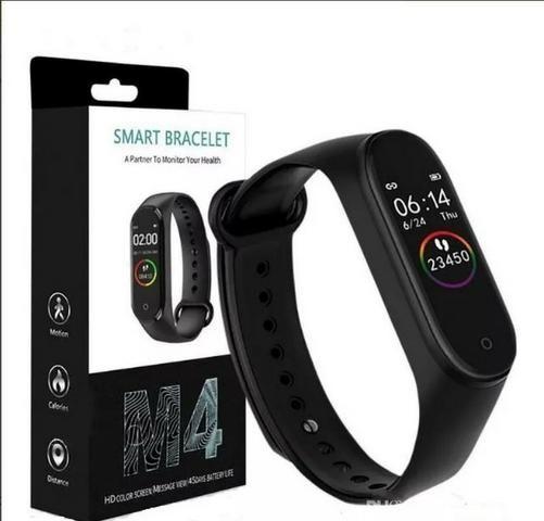 Pulseira Inteligente Smartband M4 Monitor Cardíaco Relógio - Foto 6