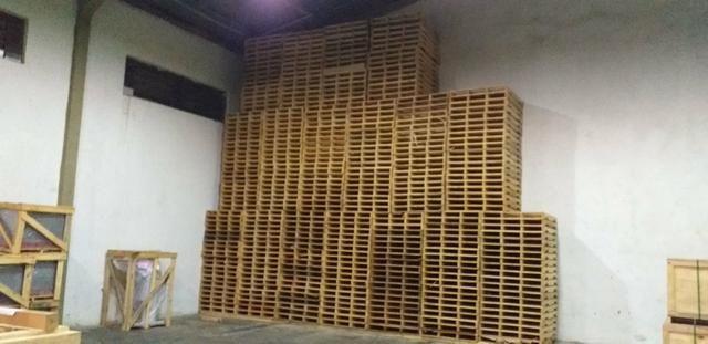 Pallet de madeira - Foto 2