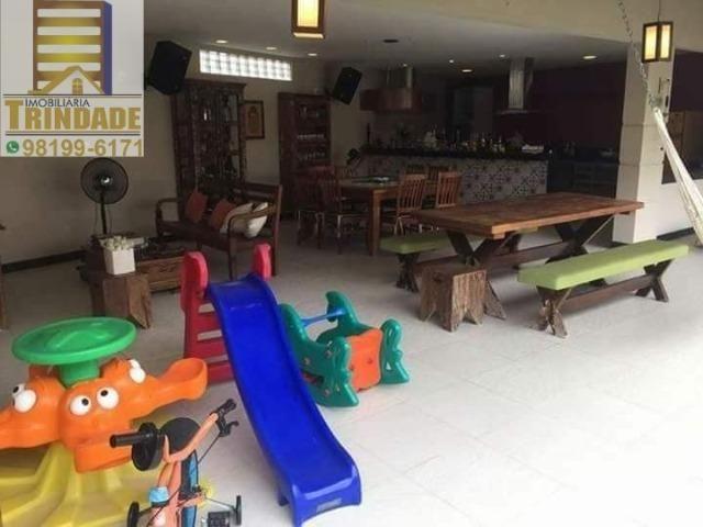 Casa Em Condomínio Na Cohama _ Moveis Projetado _ 5 Quartos - Foto 2