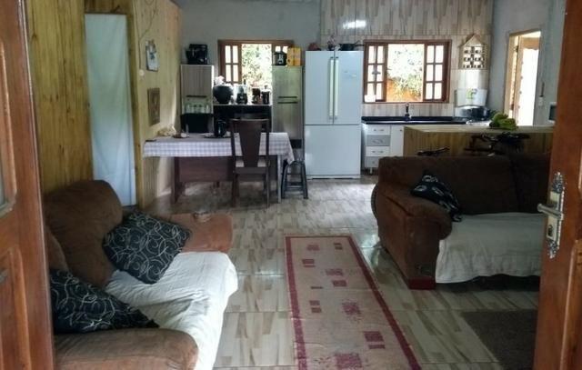 Terreno 400 m2 com casa no Bairro Ressaca. 8 Km do centro de Embu Das Artes - Foto 15
