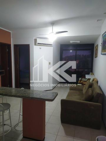 Alugo Apartamento por Temporada - Praia do Meio - Foto 6