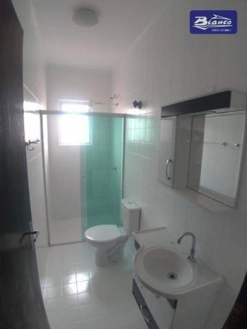 Apartamento com 2 dormitórios para alugar, 65 m² por r$ 1.100/mês - jardim santa mena - gu - Foto 6