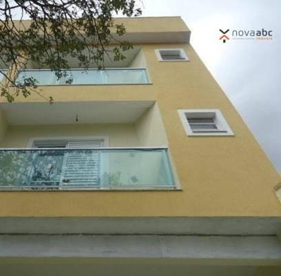 Cobertura com 2 dormitórios para alugar, 48 m² por R$ 1.400/mês - Parque Novo Oratório - S - Foto 2