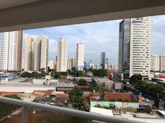 Apartamento com 1 quarto à venda, 39 m² por r$ 225.000 - setor bueno - goiânia/go - Foto 8
