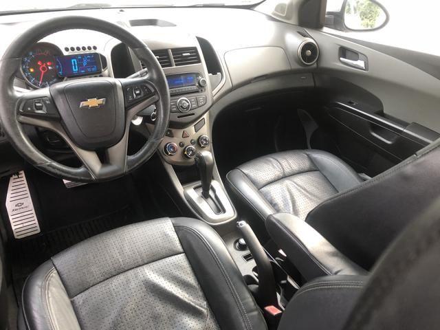 Sonic Sedan LTZ automático 1.6 flex 2012 - Foto 6