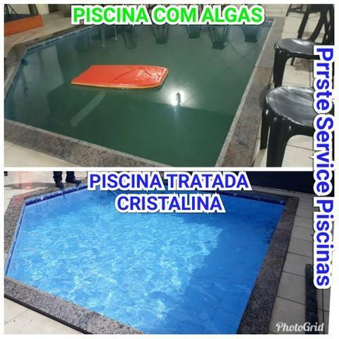 Piscineiro - Limpeza de Piscina - Foto 3