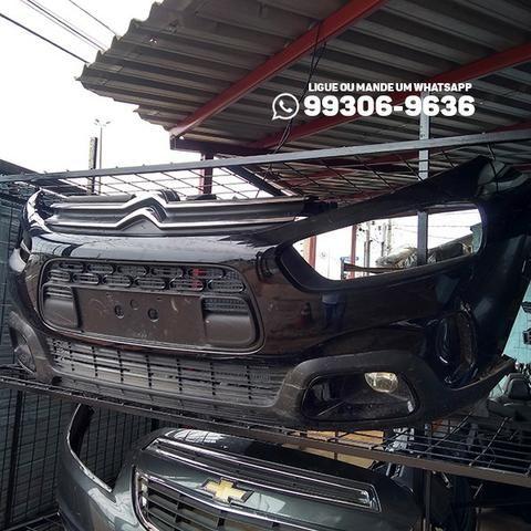 Sucata Aircross, Parachoque Dianteiro Original, Chame no Whats app