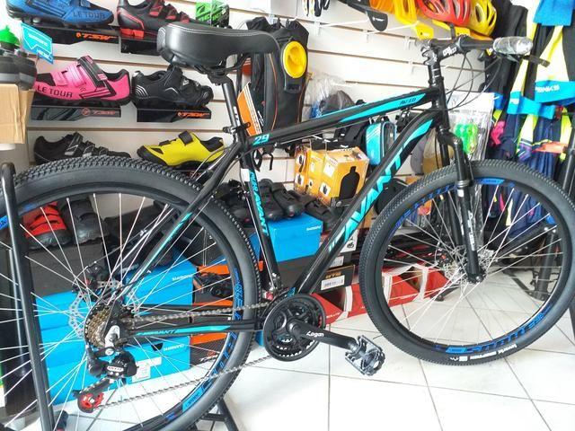 Bike Aro 29 Nova R$ 1.499,00 - Foto 3