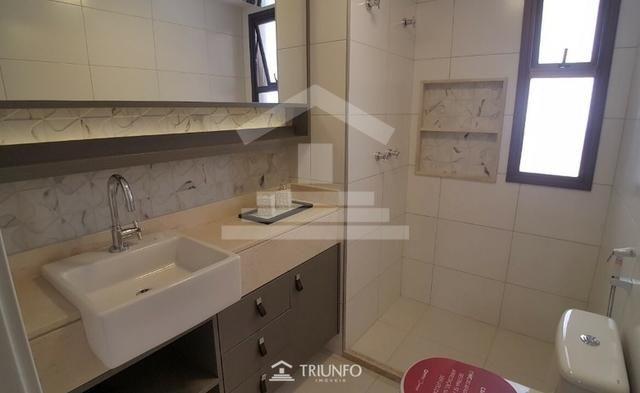 (HN) TR 12109 - Apartamento novo no Cocó com 92m² - 3 suítes - Fino Acabamento - Foto 13