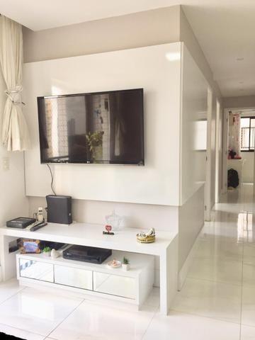 295 mil belíssima apartamento de 03 quartos no calhau - São Luís - Foto 4