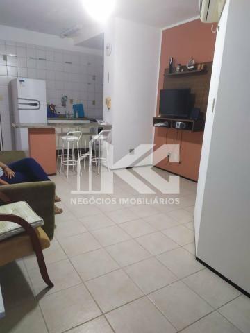 Alugo Apartamento por Temporada - Praia do Meio - Foto 7