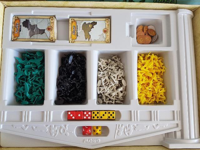 War Batalhas Mitológicas jogo de tabuleiro - Foto 3