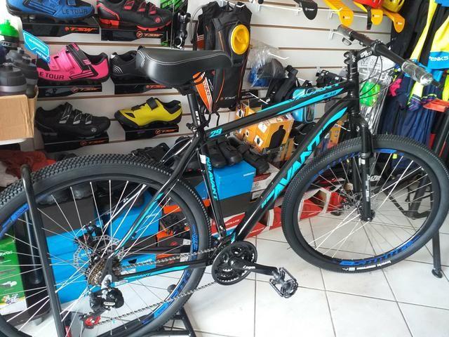 Bike Aro 29 Nova R$ 1.499,00 - Foto 2