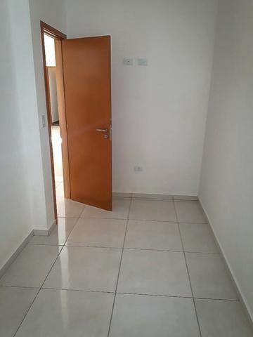 Cobertura na Vila Lutecia com suite, 02 vagas , R$ 1500,000 - Foto 4