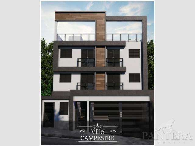 Apartamento à venda com 2 dormitórios em Santa maria, Santo andré cod:56269