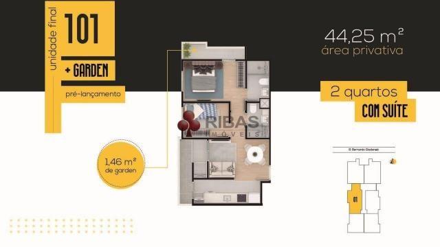 Apartamento à venda com 2 dormitórios em Tingui, Curitiba cod:15416 - Foto 14