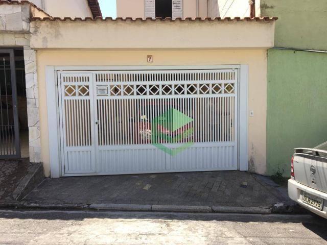 Sobrado com 2 dormitórios à venda, 85 m² por R$ 510.000 - Dos Casa - São Bernardo do Campo - Foto 2