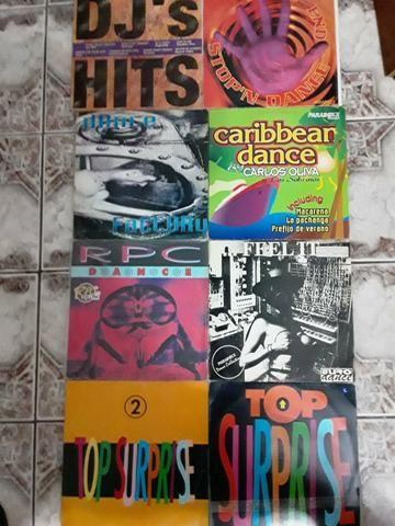 Discos Dance Anos 90