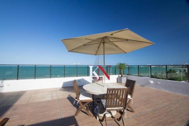 Apartamento com 3 qts, 2 stes à venda, 113 m² por r$ 753.301 - intermares - cabedelo/pb - Foto 2