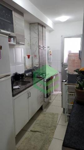 Apartamento com 2 dormitórios à venda, 52 m² por R$ 270.000 - Vila Santa Rita de Cássia -  - Foto 9