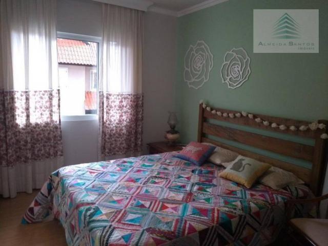 Sobrado com 3 dormitórios à venda, 160 m² por r$ 775.000,00 - são francisco - curitiba/pr - Foto 13