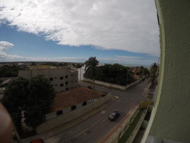 E.R- Vista do Atlântico/ andar alto/ Linda vista para o Mar/ 2 quartos com suíte - Foto 2