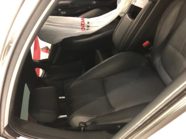 Honda civic EXL mpecável branco estelar - Foto 6