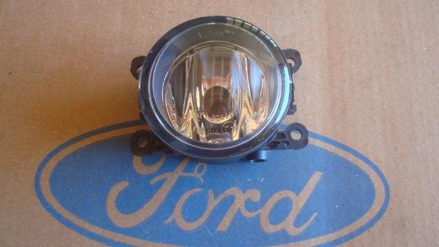 Par Faróis de Milha Neblina Ford Ranger Fusion Focus 2012 à 2015 Lentes de Vidro - Foto 2