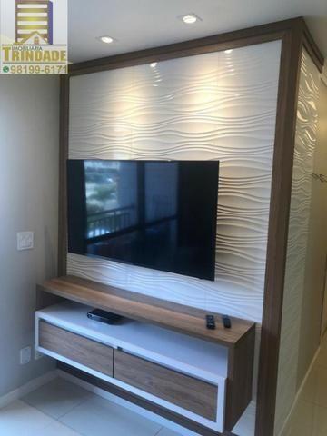 T- Lindo Apartamento No Calhau_Moveis Projetado _Nascente _3 Quartos ] - Foto 3