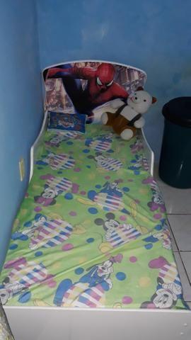 Cama infantil Homen Aranha
