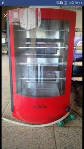 Vendo máquina da progás até 630 reais