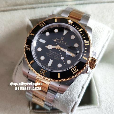 95971990faf Rolex Submariner Misto   Preto