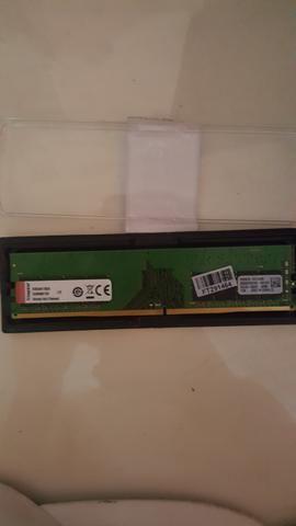 Memória ddr4 8 GB - troco