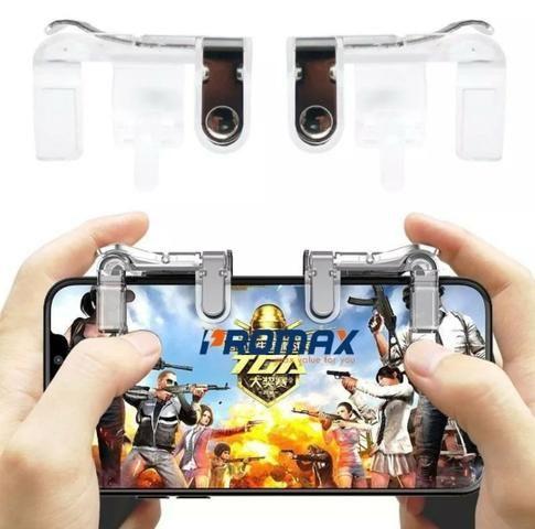 Gatilhos gamepad L1 R1 jogue vídeo game com mais facilidade