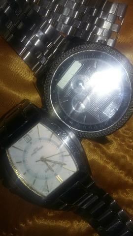 2 Relógios em Vespasiano