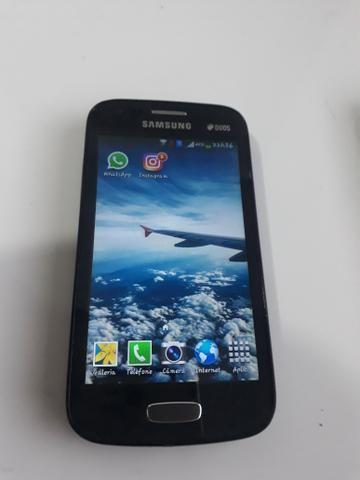 Samsung S2 Duos com TV