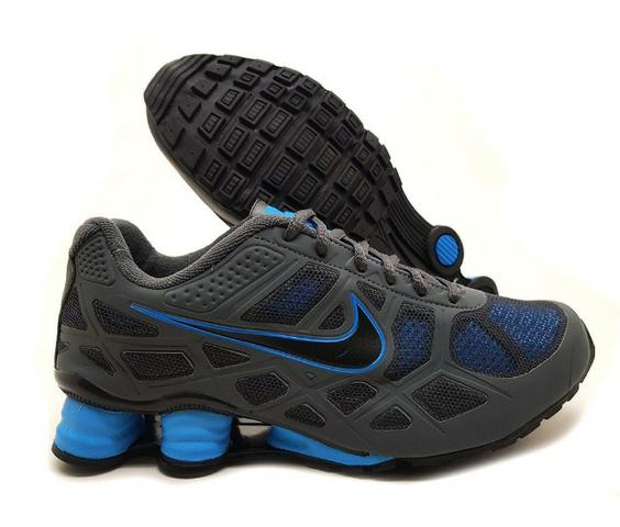 buy popular 4aabd d8030 Tênis Nike Shox Turbo Masculino