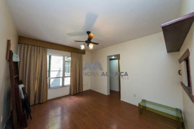 Apartamento à venda com 1 dormitórios em Tijuca, Rio de janeiro cod:NTAP10170