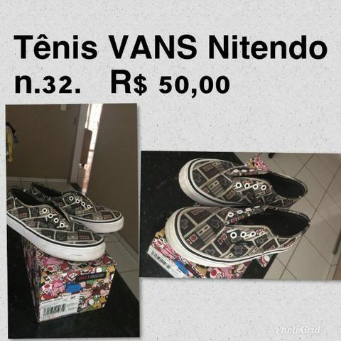 531085b3aee Tênis Vans original - Artigos infantis - Guará I