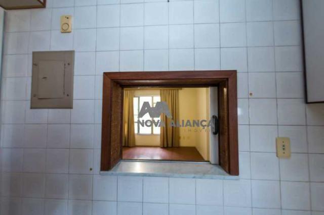 Apartamento à venda com 1 dormitórios em Tijuca, Rio de janeiro cod:NTAP10170 - Foto 16