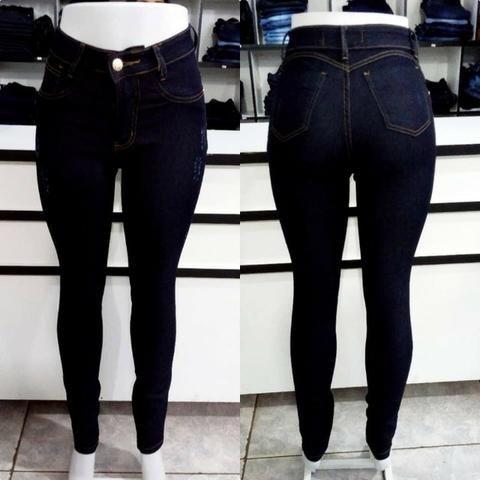 4a14eed202 Calça Feminina. Jeans de Qualidade. Preço Único para Atacado e Varejo