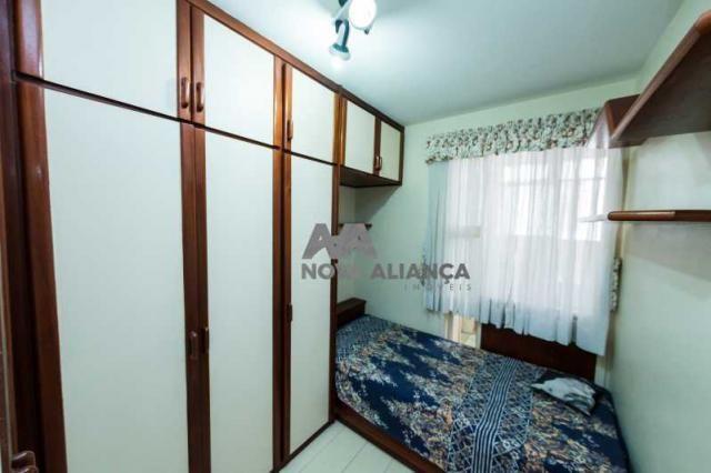 Apartamento à venda com 1 dormitórios em Tijuca, Rio de janeiro cod:NTAP10170 - Foto 5