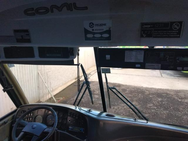 Microônibus rodo viário Comil / 9.150 - 2011 completo - Foto 8