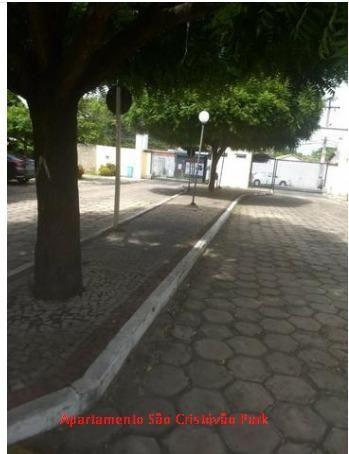 Apartamento São Cristóvão Park, Santa Izabel, Zona Leste - Foto 4