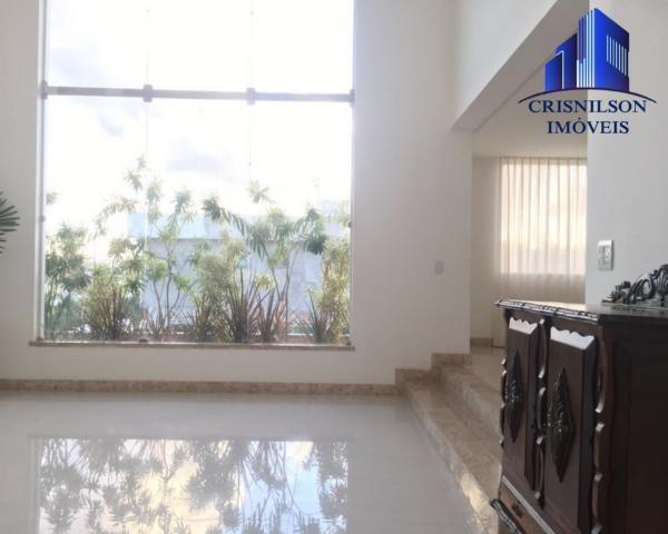 Casa à venda alphaville ii, salvador, r$ 1.650.000,00, armários, 4 suítes, espaço gourmet, - Foto 8