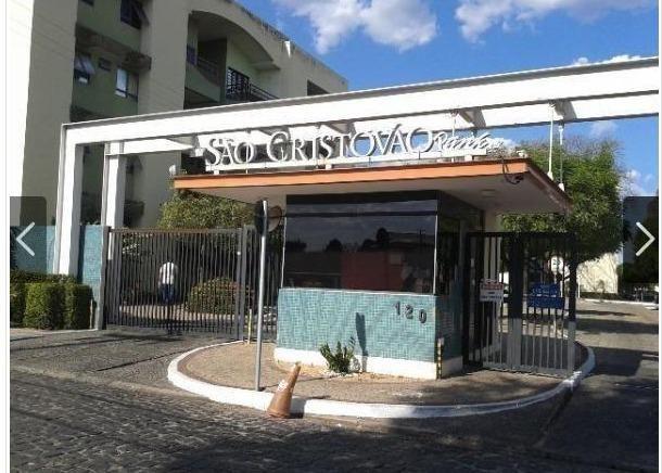 Apartamento São Cristóvão Park, Santa Izabel, Zona Leste