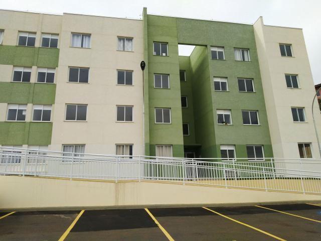 Apartamento à venda com 2 dormitórios em Estrela, Ponta grossa cod:AP0009