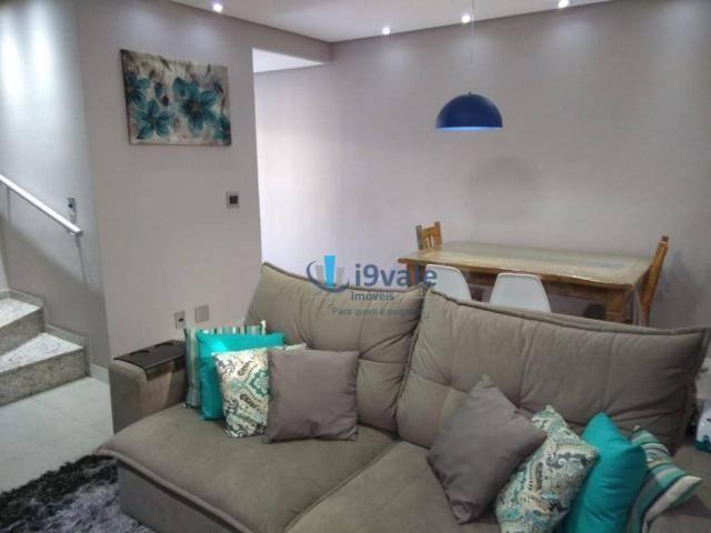 Linda casa com 3 dormitórios à venda, 86 m² por r$ 425.000 - jardim santa maria - jacareí/ - Foto 5