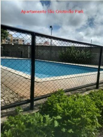 Apartamento São Cristóvão Park, Santa Izabel, Zona Leste - Foto 7